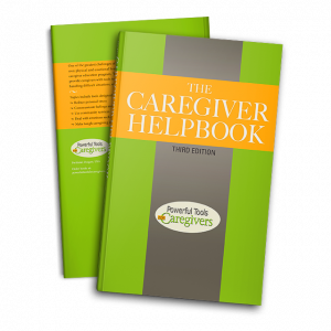 The Caregiver Helpbook - English - single copy