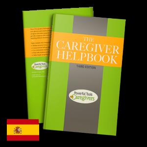The Caregiver Helpbook - Spanish - single copy